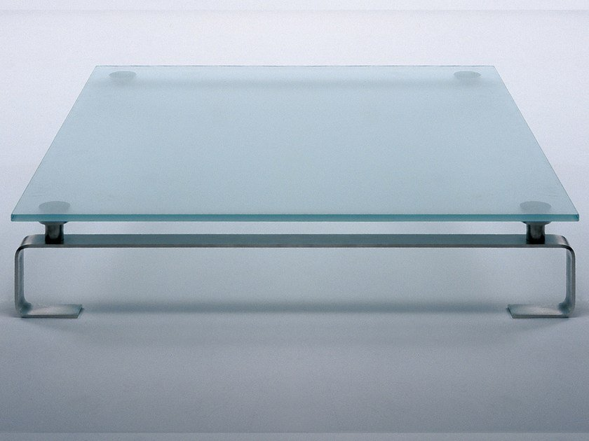 Crystal coffee table FRIENDS by Giovannetti