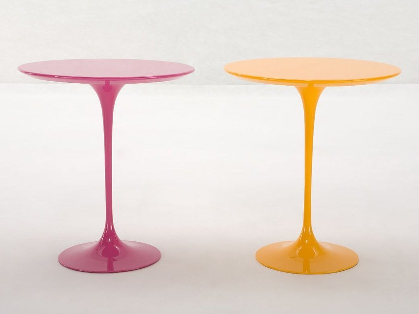 Round coffee table SAARINEN by Giovannetti