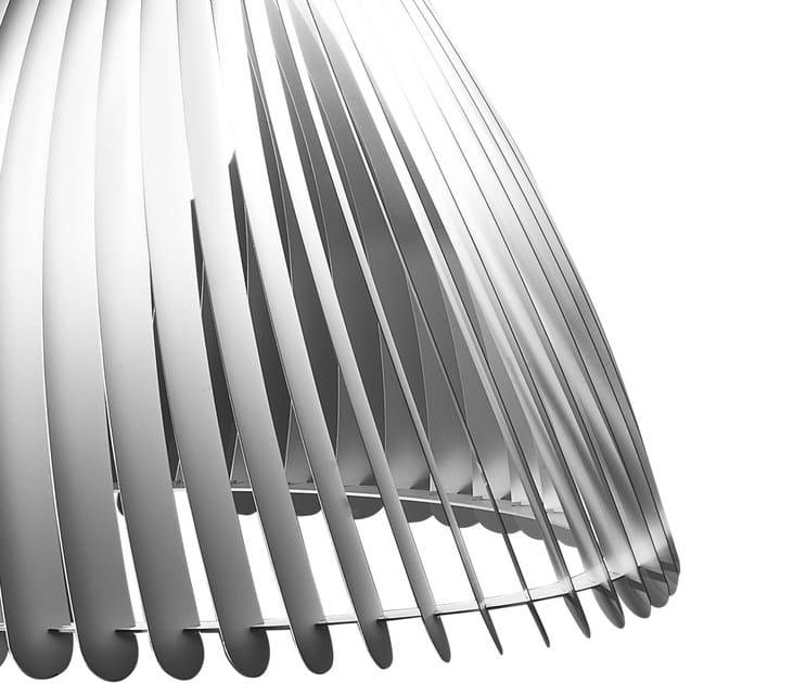Aluminium pendant lamp GAIA by Martinelli Luce