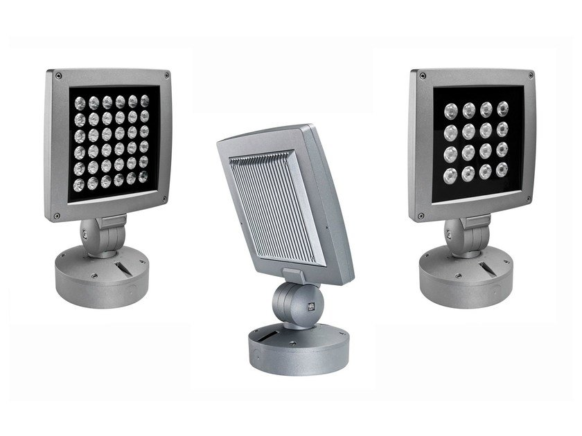 LED Outdoor floodlight SATURNO by GEWISS