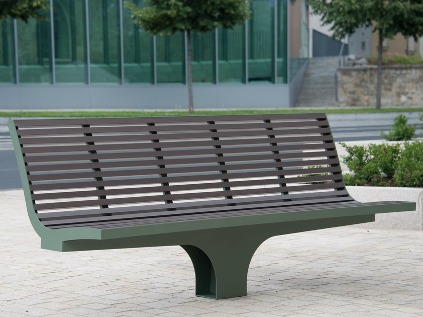Bench with back COMFONY S20 | Bench with back by BENKERT BÄNKE