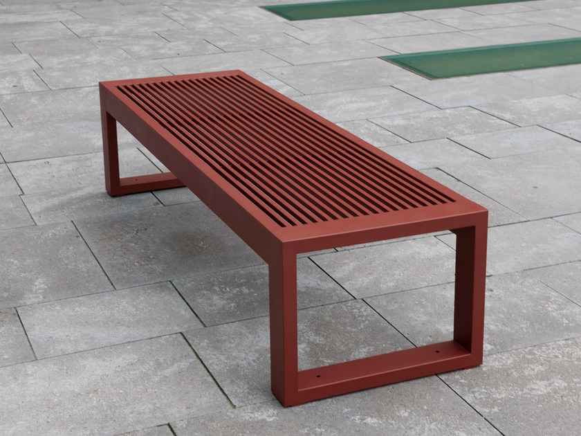 Backless Bench SICORUM M300 | Backless Bench by BENKERT BÄNKE