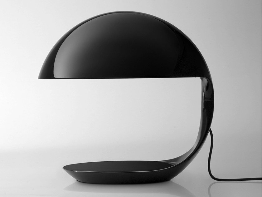 Swivel adjustable table lamp COBRA by Martinelli Luce