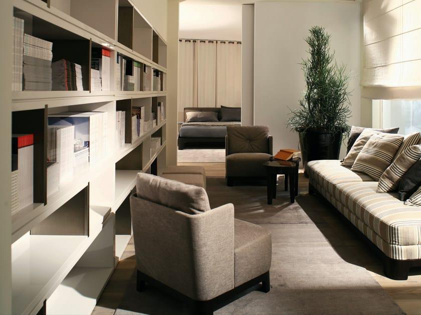 Joly Legno Libreria Componibile In Meridiani Iy6gvYf7b