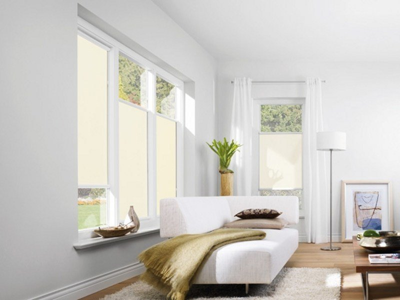 Dimming roller blind NANO DOPPIA by RESSTENDE