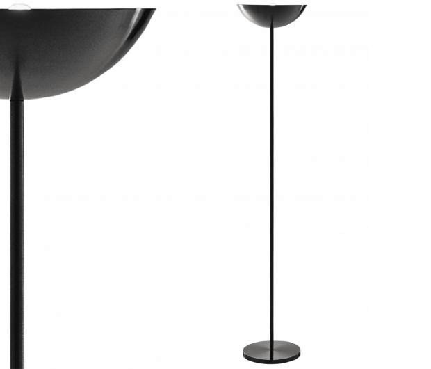 Indirect light floor lamp VDL by Martinelli Luce