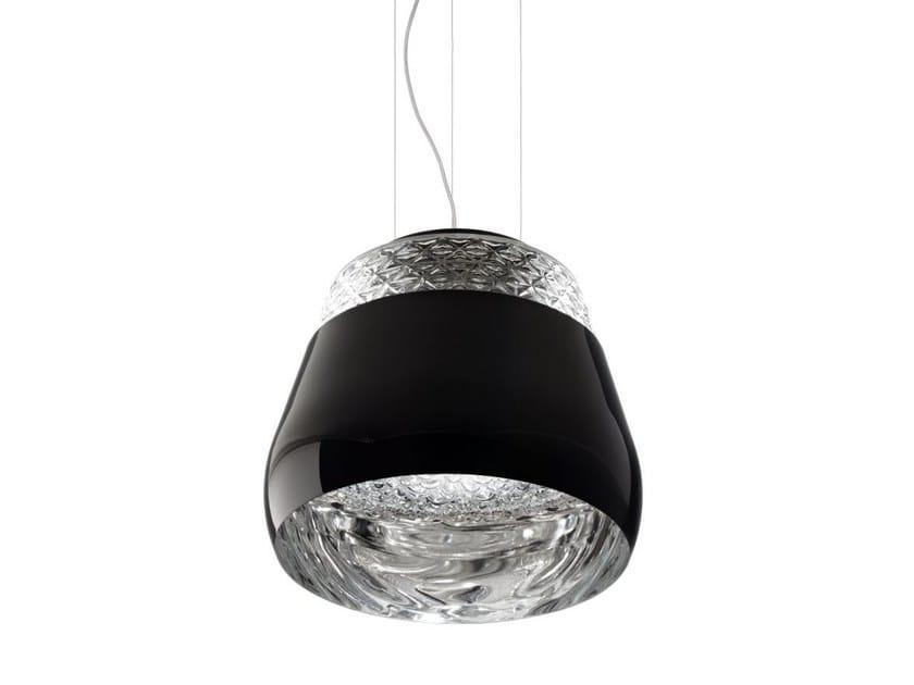 Crystal pendant lamp VALENTINE by moooi