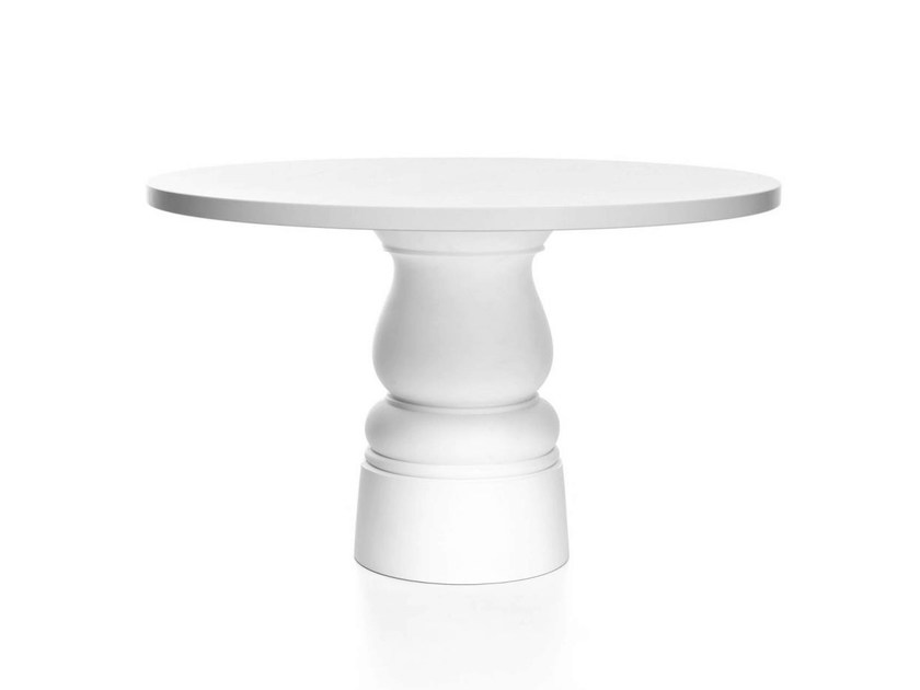 Round table CONTAINER NEW ANTIQUES 7143 by moooi