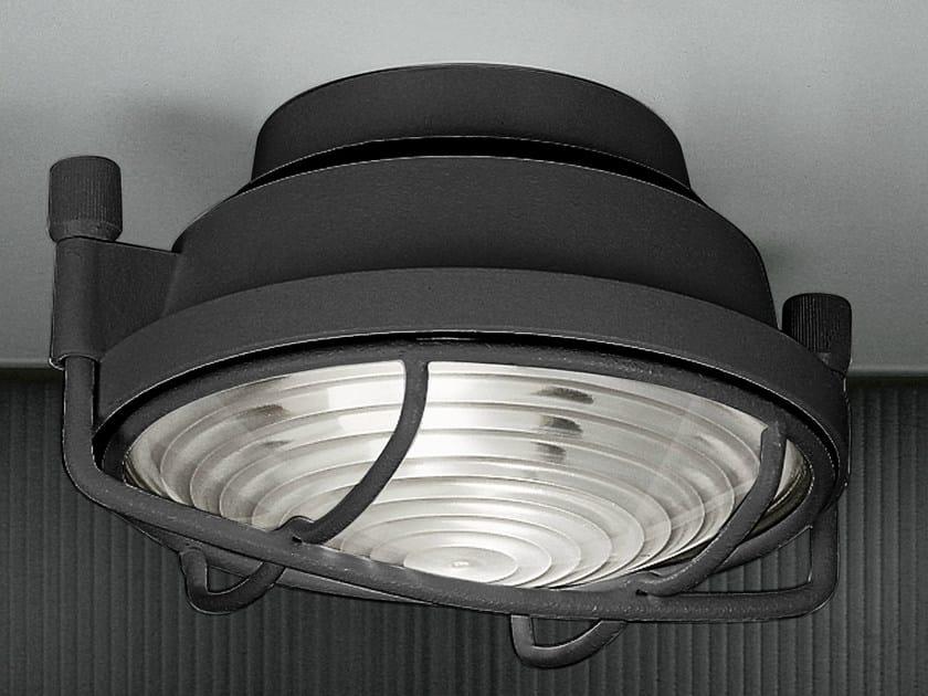 Lampada da soffitto per esterno in resina OUT   Lampada da soffitto per esterno by Martinelli Luce