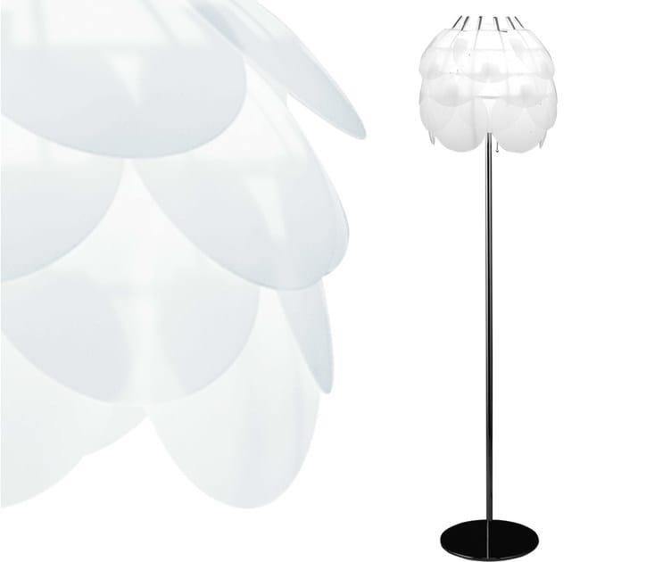 Halogen floor lamp NUVOLE VAGABONDE | Floor lamp by Martinelli Luce