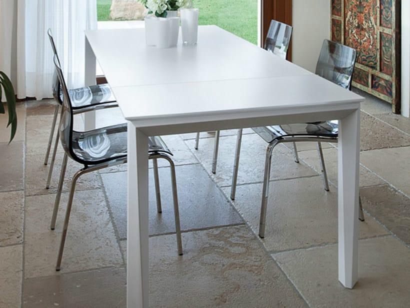 Plastic chair GEL-R by DOMITALIA