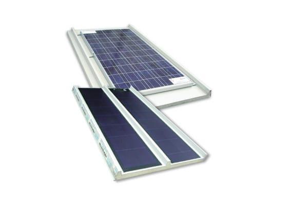 Photovoltaic module HELIOS silicio mono e policristallino by ELCOM SYSTEM