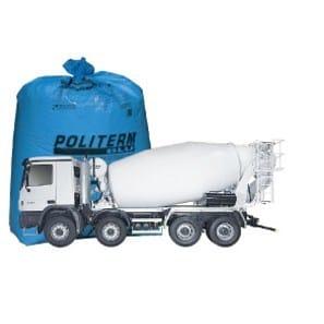 Loose polymer insulation POLITERM BLU READY MIX by EDILTECO