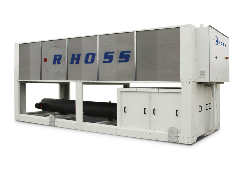 AIr refrigeration unit Z-Power VFD TCAIIZ - 2520÷2900 by Rhoss