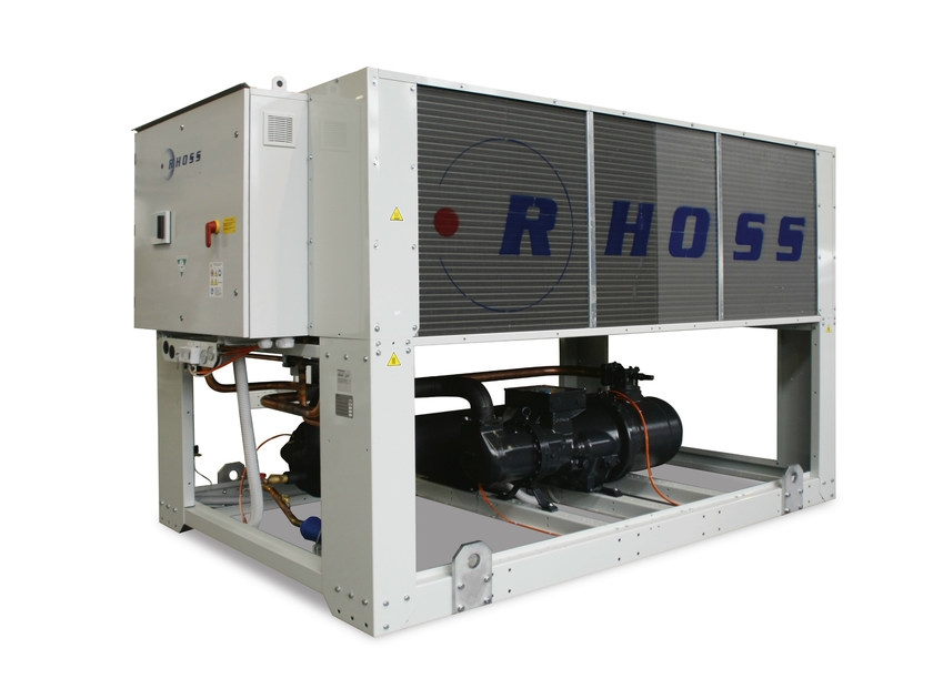 AIr refrigeration unit Z-Power SE - TCAVZ 1270÷1390 by Rhoss