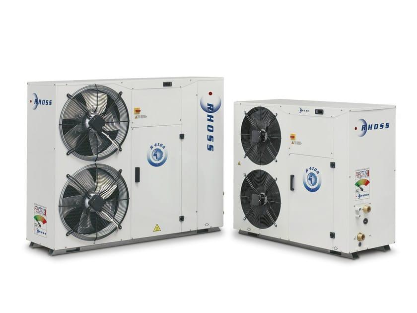 Heat pump / AIr refrigeration unit Compact-Y SM - TCAEY-THAEY 115÷130 by Rhoss