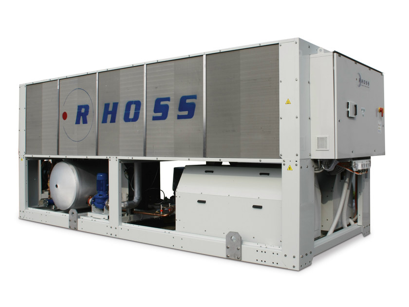 AIr refrigeration unit Z-Power HE - TCAVZ 2330÷2700 by Rhoss