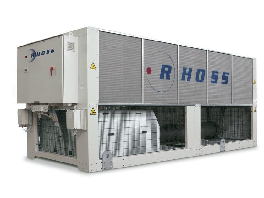 AIr refrigeration unit Z-Power SE - TCAVZ 2331÷2701 by Rhoss