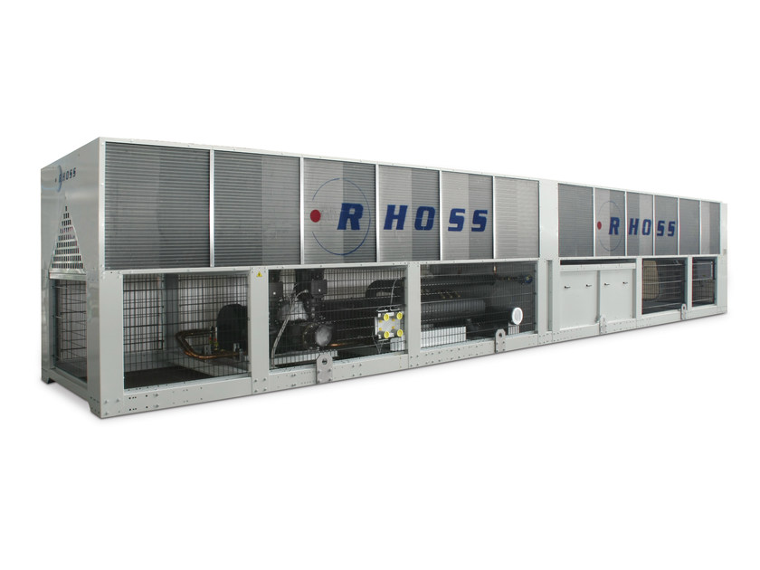 AIr refrigeration unit Z-Power SE - TCAVZ 2710÷21600 by Rhoss