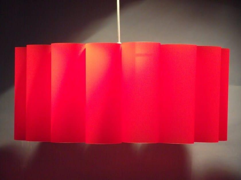 Polycarbonate pendant lamp COMPLETE LIGHTING | Pendant lamp by Ipsilon PARALUMI