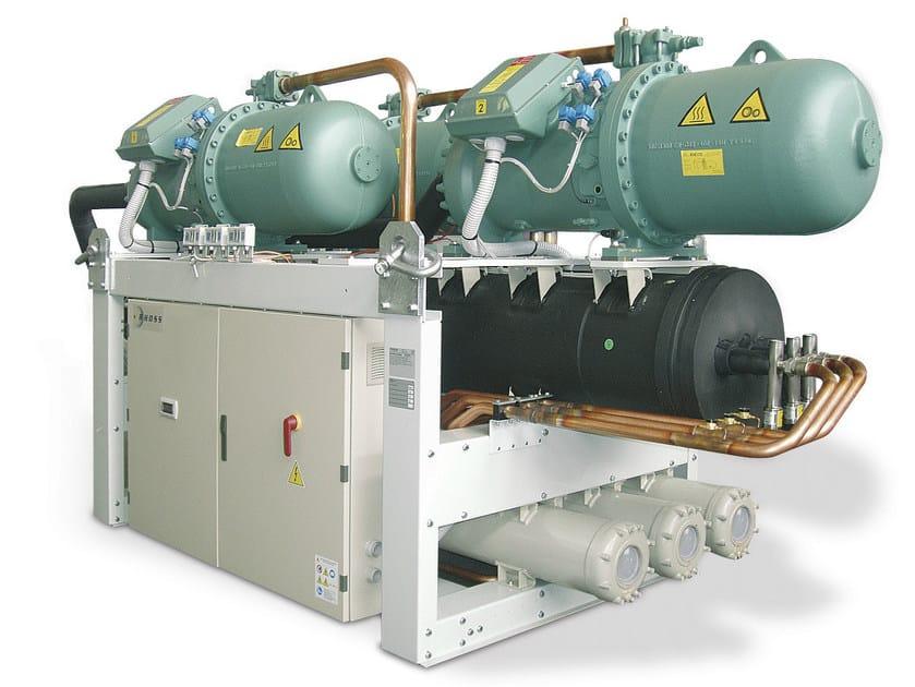 Water refrigeration unit Z-Flow HE - TCHVZ 1201÷31631 by Rhoss