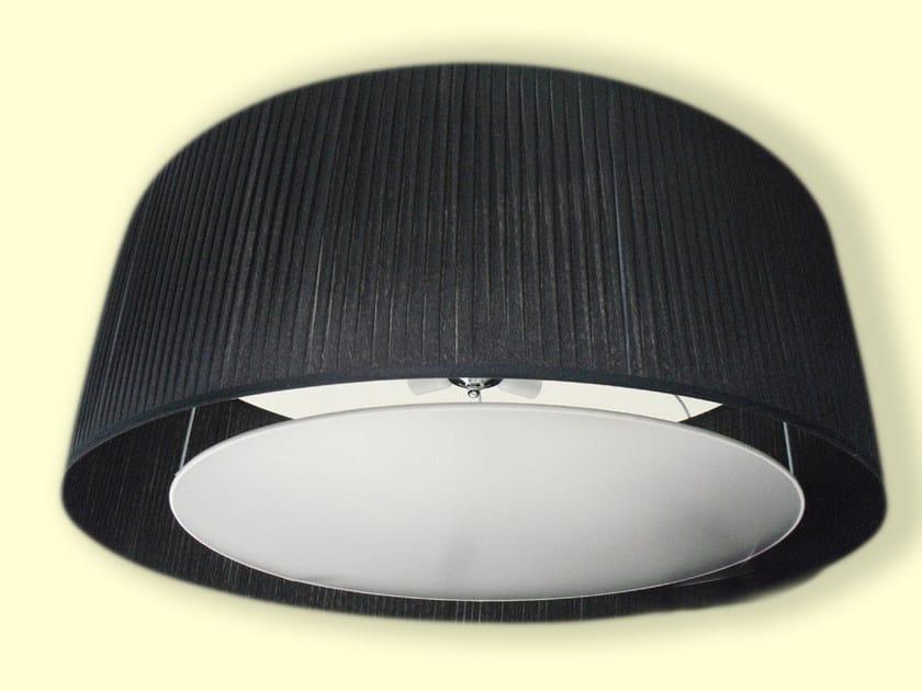 Pleated fabric lampshade CLASSIC | Pleated lampshade by Ipsilon PARALUMI