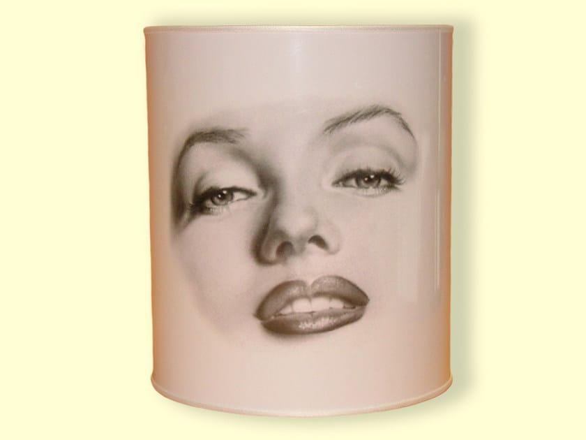 Drum shaped PVC lampshade CLASSIC | Drum shaped lampshade by Ipsilon PARALUMI