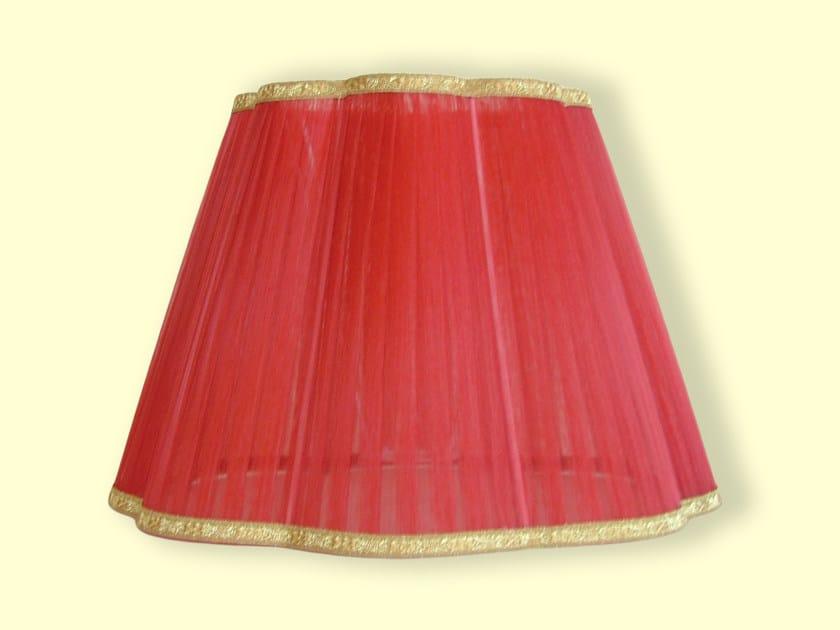 Pleated fabric lampshade CLASSIC   Fabric lampshade by Ipsilon PARALUMI