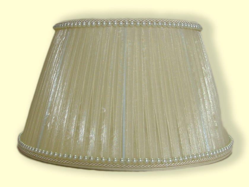 Cone shaped pleated lampshade CLASSIC | Fabric lampshade by Ipsilon PARALUMI
