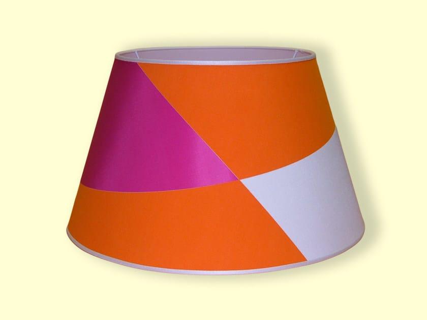 PVC lampshade HI-TECH | Cone shaped lampshade by Ipsilon PARALUMI