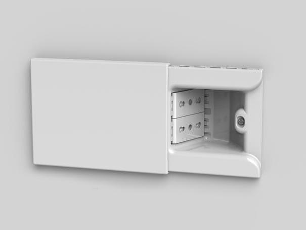 Presa elettrica a scomparsa HIDE | Presa elettrica a scomparsa by 4 BOX