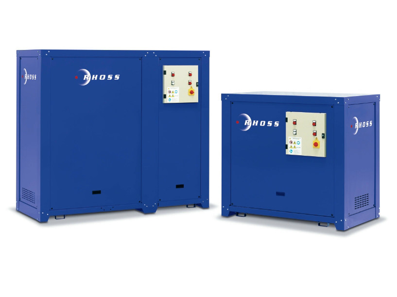 Heat pump PBHI 0200-0400 by Rhoss
