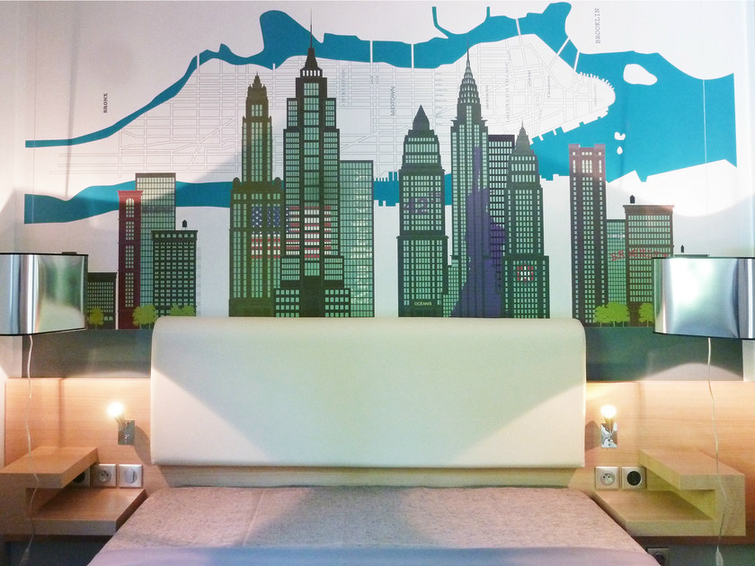 Panoramic NEW YORK CITY by CONCEPTUWALL