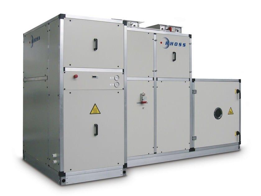Dehumidifier DAESY-DRESY-DTESY-DEESY 108÷2140 by Rhoss