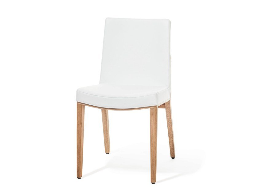 Upholstered chair MORITZ | Chair by TON