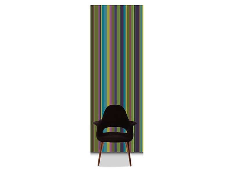 Wallpaper strip RAYURES 2 by CONCEPTUWALL