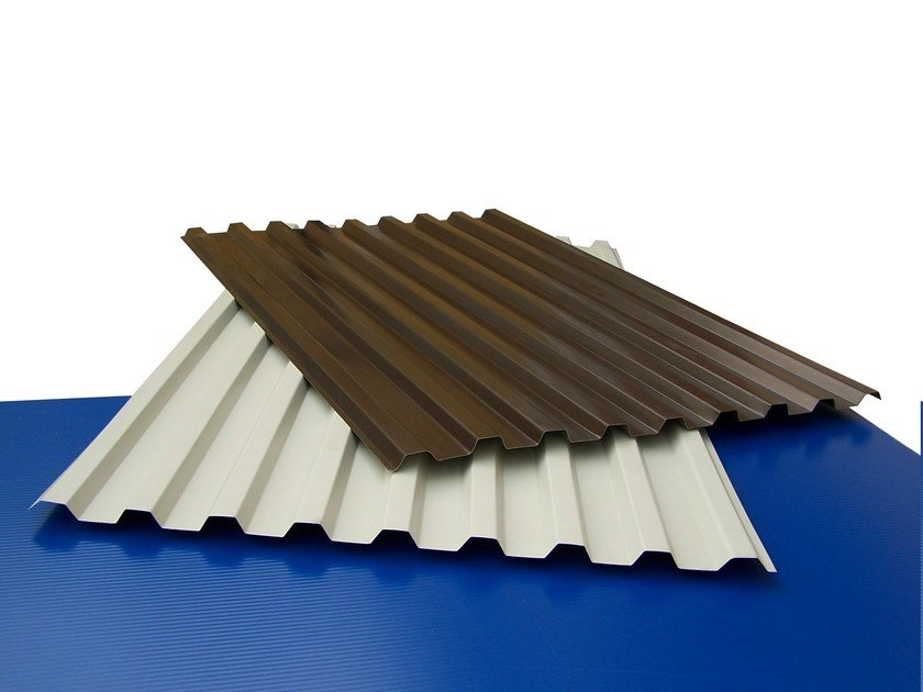 Metal sheet and panel for roof SL 940 by Isolpack