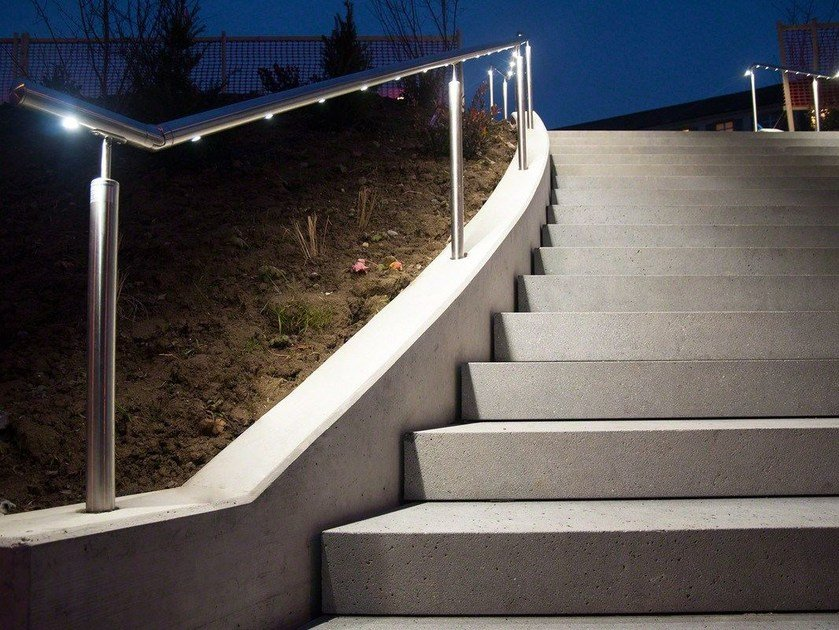 LED handrail Q-LED by Q-RAILING ITALIA