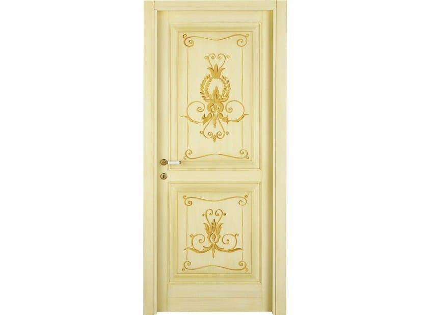Porte interne decorate a mano LUNAMARE - LE PORTE - DiBi ...