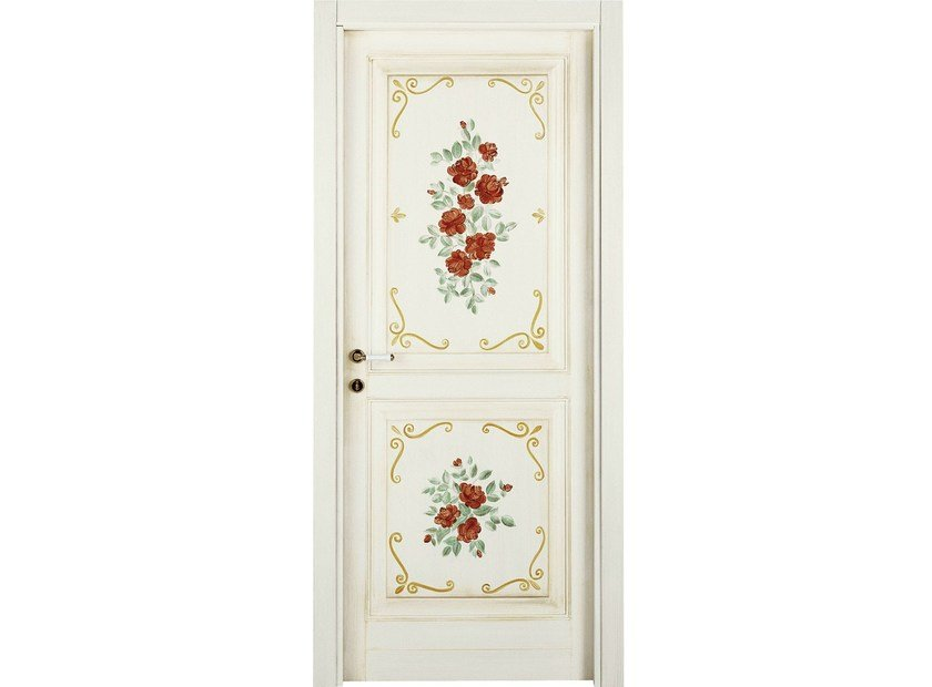 Porte interne decorate a mano LUNAMARE - LE PORTE By DiBi ...