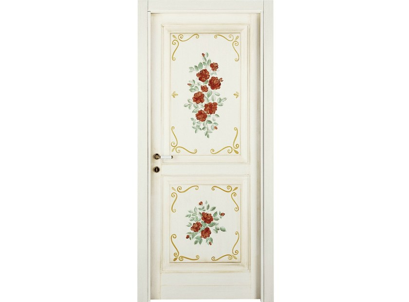 Porte interne decorate a mano LUNAMARE - LE PORTE By DiBi Porte Blindate