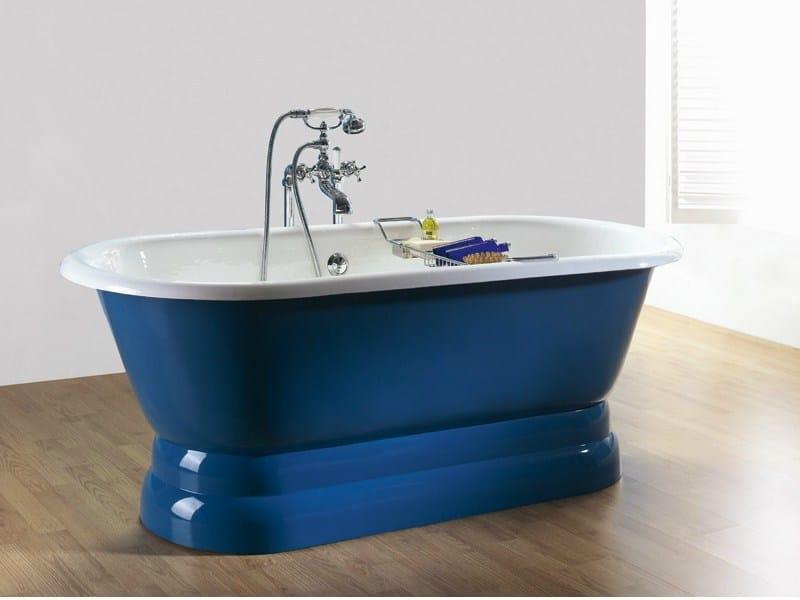 Vasca Da Bagno Vintage : Vasca da bagno centro stanza ovale vintage vasca da bagno centro