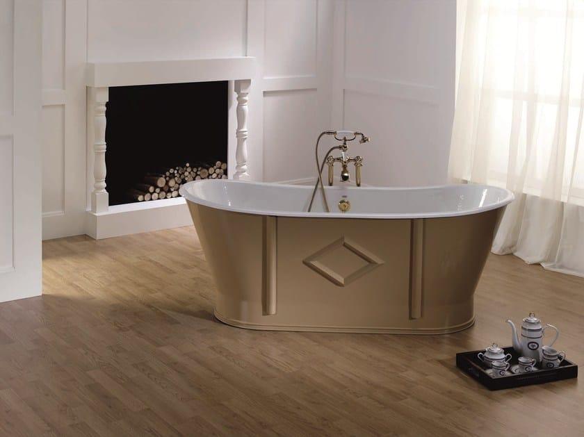 Freestanding bathtub CHARME by BLEU PROVENCE