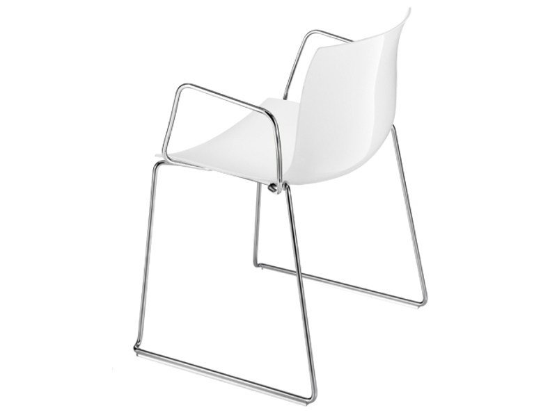 CATIFA 53 | Chair with armrests