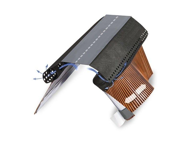 AIRBANDPLUS 320 - 380 Telo protettivo e traspirante per sottotetto