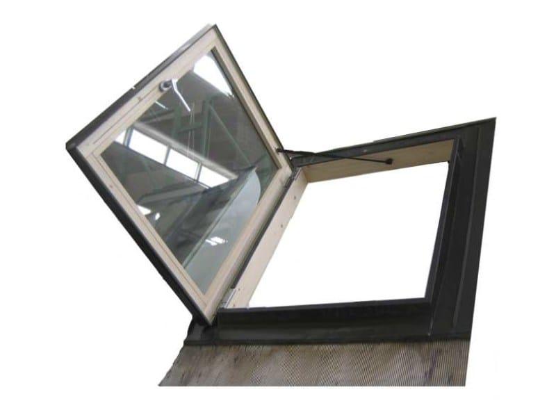 Roof window LUMINEX ALU 70 by MONIER