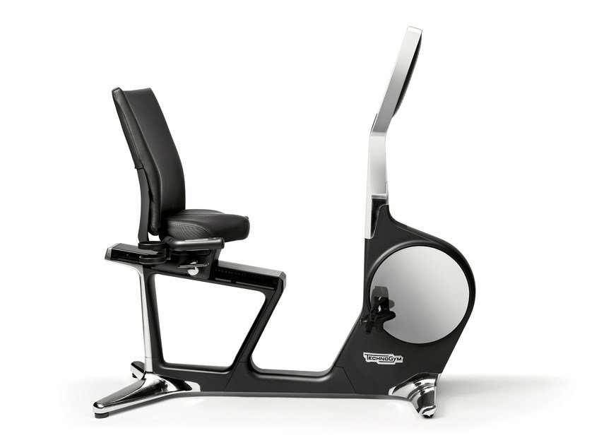 Exercise bike RECLINE PERSONAL UNITY by Technogym