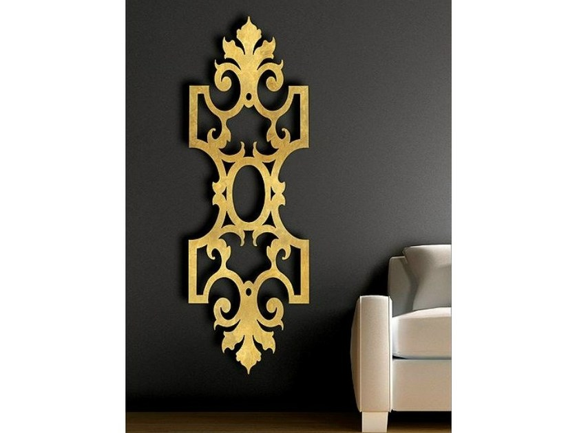 Wall-mounted aluminium decorative radiator VENICE by BLEU PROVENCE