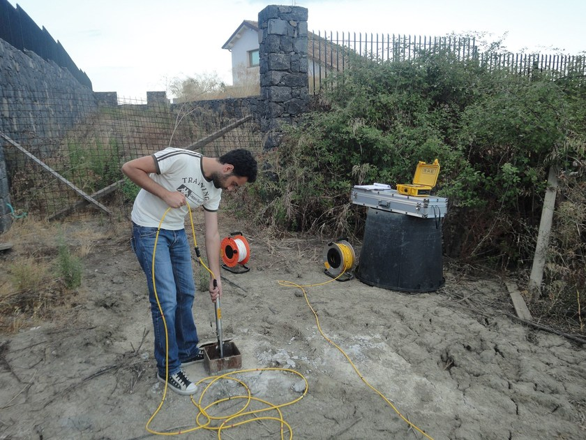 Geotechnical instrumentation INCLINOMETRIC MEASURES by Mae