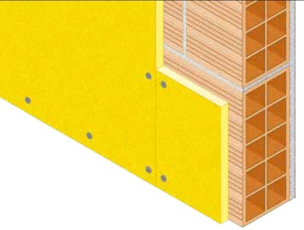 Fireproof panel for interior partition Fireproof panel by GLOBAL BUILDING